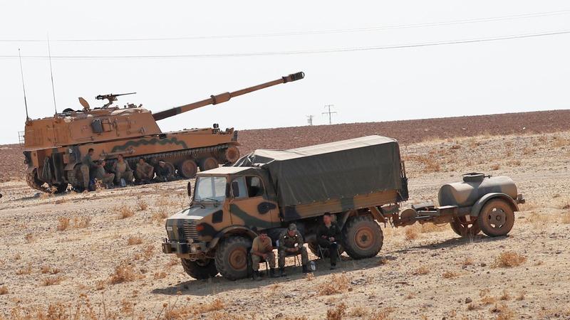 Turkish-backed Syrian rebels seize Ras al Ain