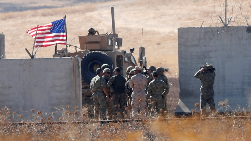 Trump orders 1,000 troops pulled from north Syria
