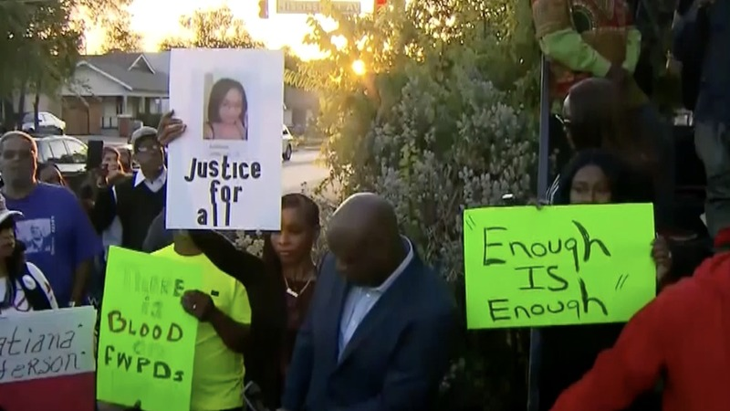 Fort Worth police face backlash after shooting