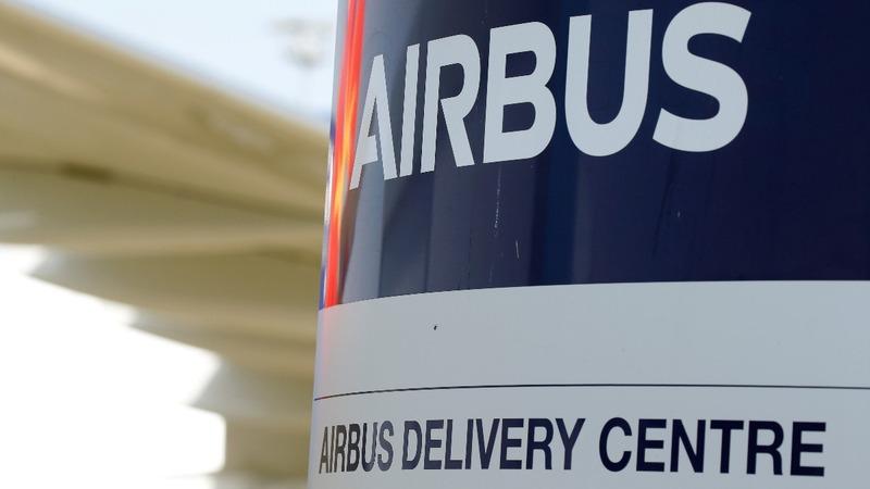 Airbus: WTO clears U.S. to target EU goods