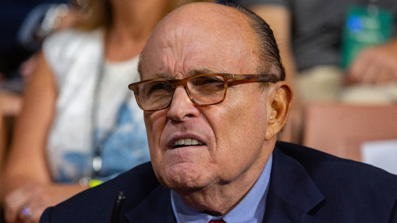 Giuliani paid $500K by indicted associate's firm