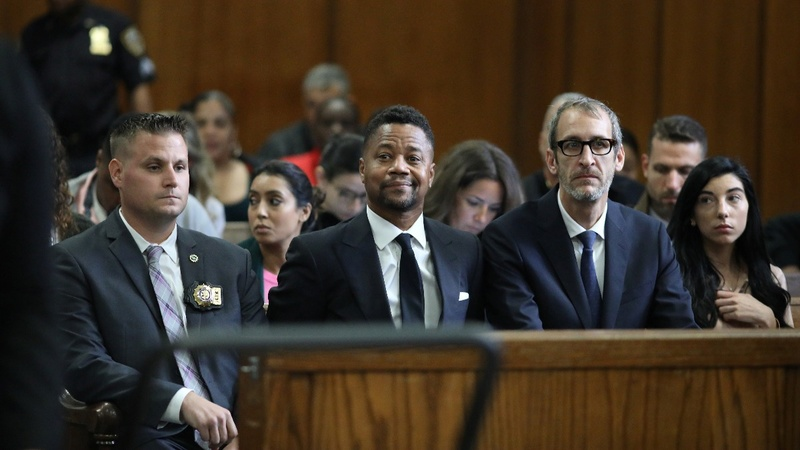 Gooding Jr. pleads not guilty to new misconduct charges