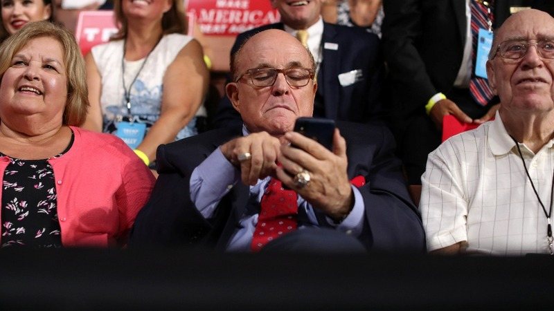 Giuliani won't comply with House subpoena in impeachment probe
