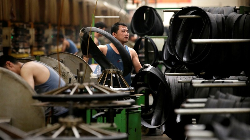Bleak China GDP rattles global markets