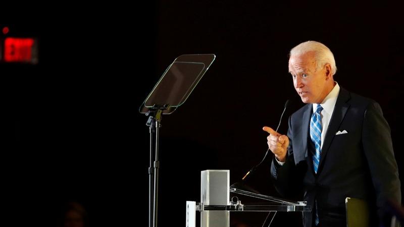 Biden campaign cracks down on Facebook over false ads