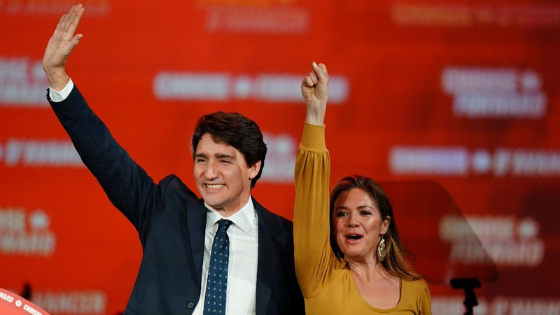 Canada's Trudeau retains power but loses majority