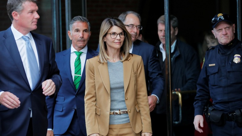 New charges in U.S. college admissions scandal