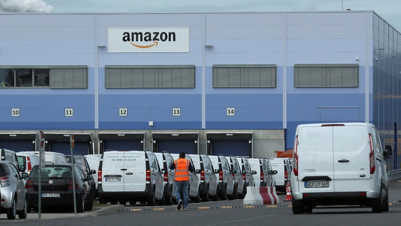 Can Amazon deliver in its second biggest market?