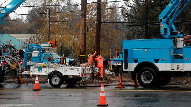California's PG&E may shut off power again