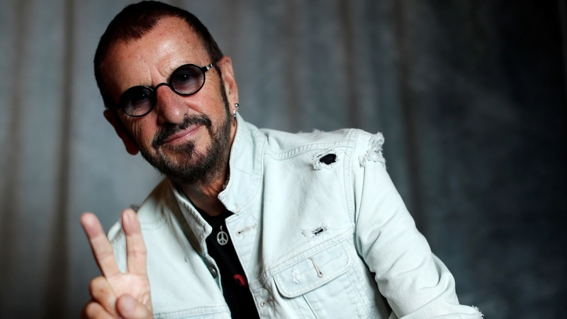 Ringo Starr brings The Beatles back together