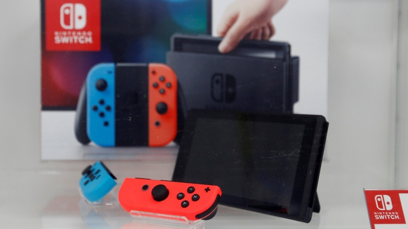Nintendo profits surge on Switch console success
