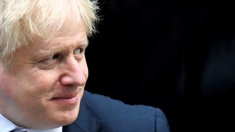 UK's Johnson plans to divide and conquer