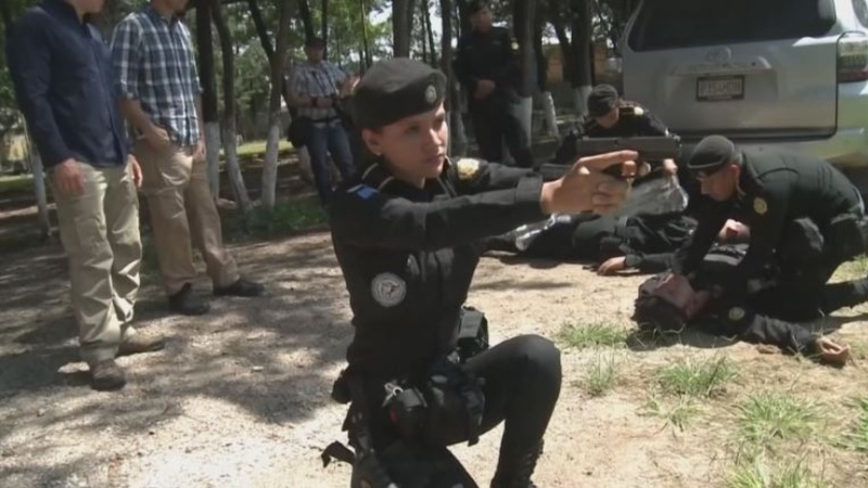 U.S. agents train Guatemala, with shortcomings