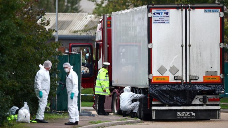 UK truck deaths: Vietnam makes new arrests