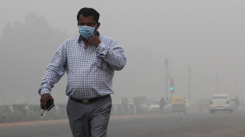 As Delhi chokes, odd-numbered cars are banned