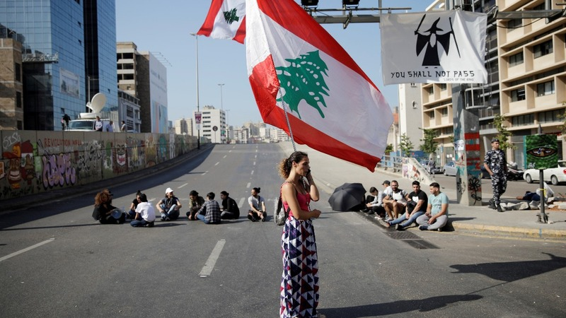 A lull in Lebanon's protests is over
