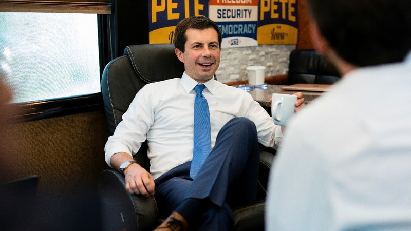 Buttigieg expands early state efforts in WH bid
