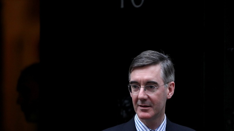 UK's Rees-Mogg apologizes for Grenfell remarks