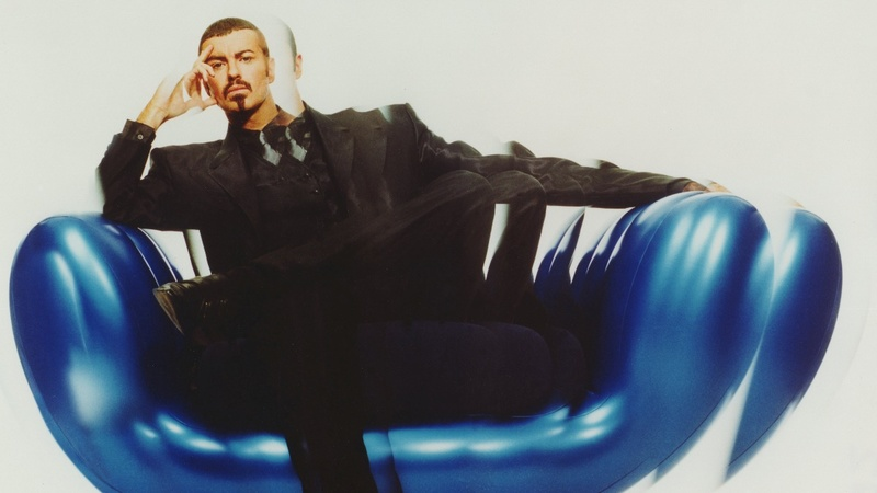 George Michael's back with new song