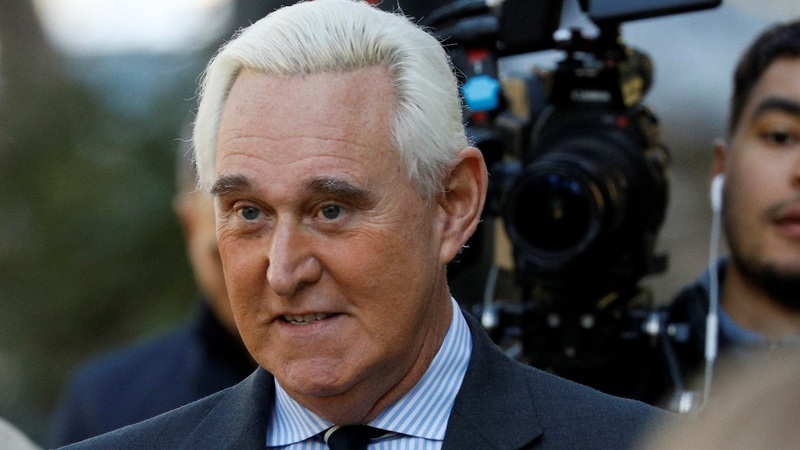 Prosecutors: Trump adviser Stone 'straight up lied'