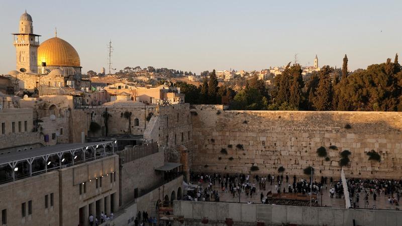Jerusalem cable car sparks Palestinian anger