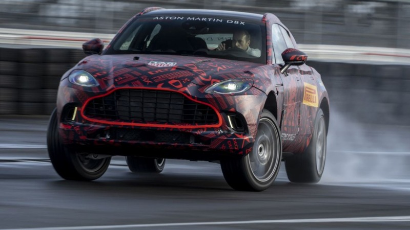 Why Aston Martin is betting it all on an SUV