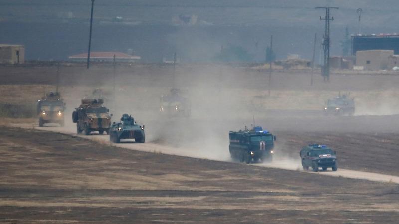 Locals attack Turkish-Russian patrols in Syria