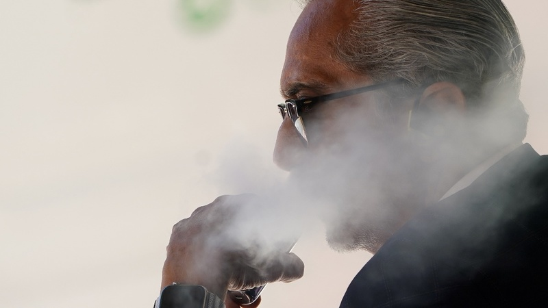 CDC reports 'breakthrough' in vaping probe
