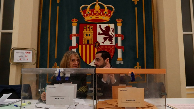 Spain holds its fourth election in four years