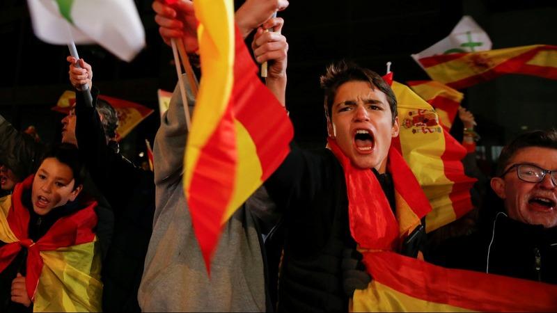 Spain's far right win big in divisive election
