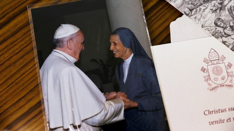 Pope to reunite with cousin during his Asia trip