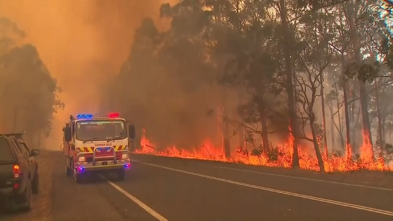State of emergency declared in two Australian states