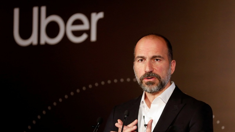 Uber CEO shows regret for calling Khashoggi killing a 'mistake'