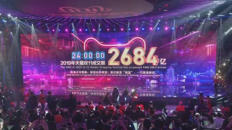 Black Friday? Singles' Day makes it look modest