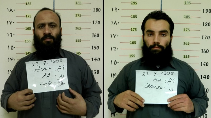 Taliban prisoner swap for U.S., Aussie professors