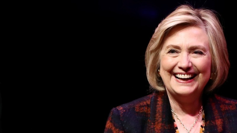 Clinton shames UK over Russian meddling report