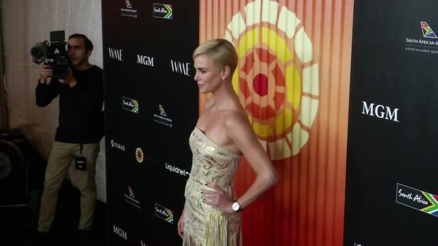 Charlize Theron celebrates the resilience of her native South Africa