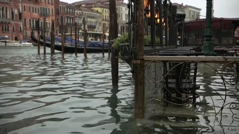 Venice mayor declares disaster after flood