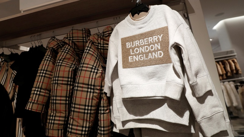 Burberry grows despite feeling pain in Hong Kong