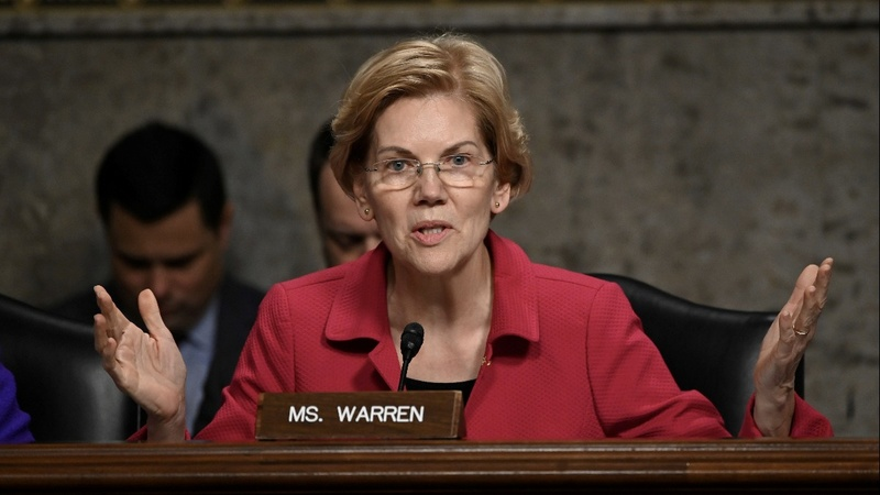 Warren blasts Goldman over Apple Card: report