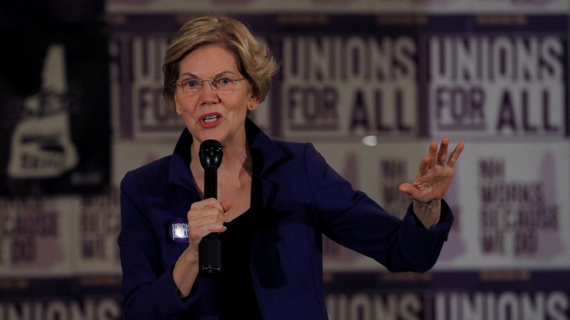 Warren vs. billionaires: wealth tax fight heats up