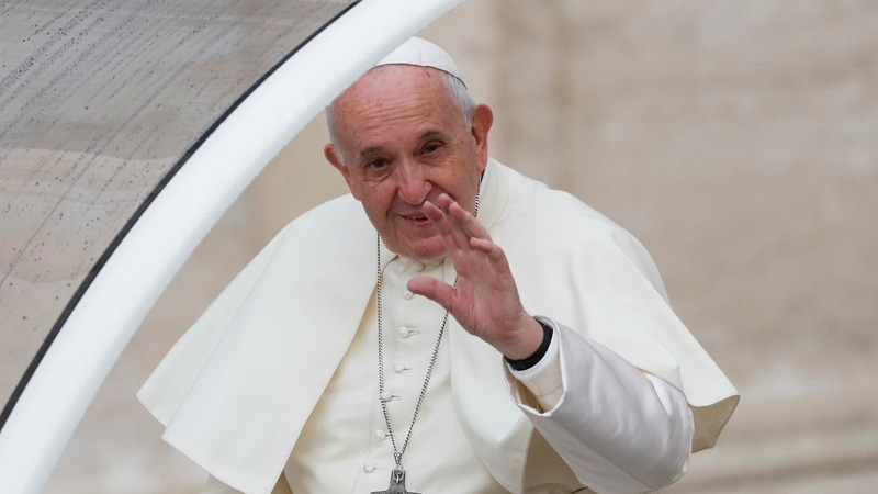 Politicians who hate gays are like Hitler: Pope