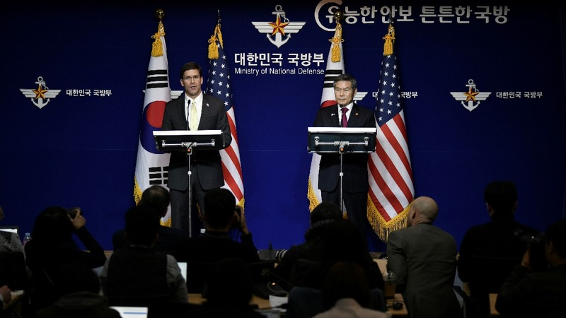 U.S., South Korea postpone military drills