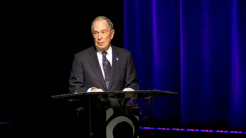 "Bloomberg makes bombshell apology for ""stop and frisk"""