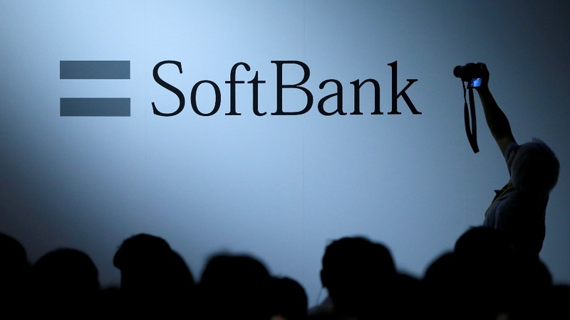 SoftBank to create $30 billion tech giant