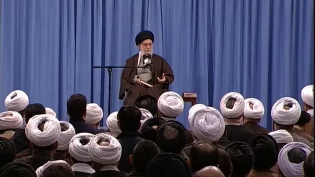 Iran's Khamenei backs fuel price hike