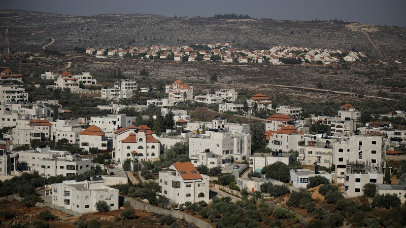 U.S. softens position on Israeli settlements