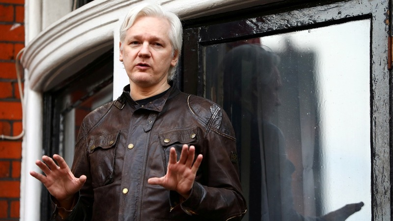Sweden says it is dropping Assange rape case