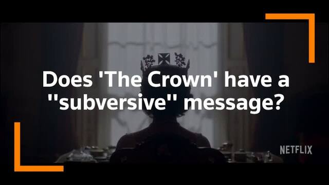 'The Crown' peddles subversive republican message, says royal historian