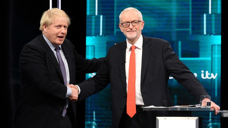 Johnson, Corbyn agree to improve tone of political debate